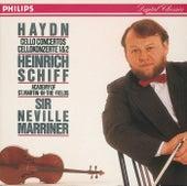 Haydn: Cello Concertos Nos. 1 & 2 de Heinrich Schiff