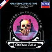 Great Shakespeare Films - Cinema Gala de Bernard Herrmann