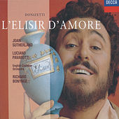 Donizetti: L'Elisir d'Amore by Dame Joan Sutherland