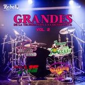 Grandes de la Tecnobanda y la Quebradita, Vol. 2 de Various Artists