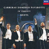 The Three Tenors - In Concert - Rome 1990 by José Carreras