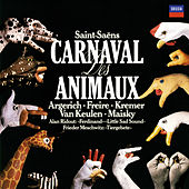 Saint-Saëns: The Carnival of the Animals / Meschwitz: Tier-Gebete / Ridout: Little Sad Sound by Martha Argerich