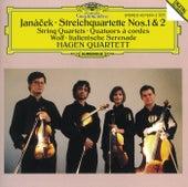 Janácek: String Quartets Nos.1 & 2 / Wolf: Italian Serenade de Hagen Quartett