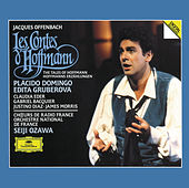Jacques Offenbach: The Tales of Hoffmann de Orchestre National de France