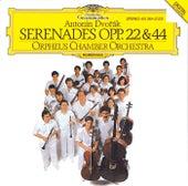 Dvorak: Serenades opp. 22&44 by Orpheus Chamber Orchestra