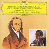 Paganini: Violin Concertos Nos.1 & 2 von Salvatore Accardo