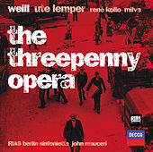 Weill: The Threepenny Opera de Various Artists