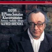 Haydn: 11 Piano Sonatas by Alfred Brendel