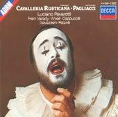Mascagni: Cavalleria Rusticana/Leoncavallo: Pagliacci by Luciano Pavarotti