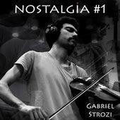 Nostalgia #1 (Cover) de Gabriel Strozi