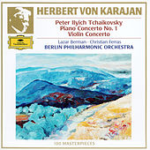 Tchaikovsky: Piano Concerto No.1 In B Flat Minor, Op. 23 ; Violin Concerto in D Major, Op. 35 von Berliner Philharmoniker