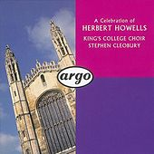 Howells: Choral Music de Choir of King's College, Cambridge