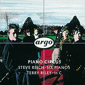 Reich: Six Pianos/Riley: in C von Piano Circus