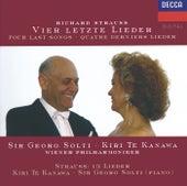 Strauss, R.: Vier letzte Lieder; Die Nacht; Allerseelen etc. by Kiri Te Kanawa