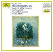 Ravel: Piano Concerto in G; Gaspard de la Nuit; Sonatine von Martha Argerich