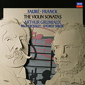 Fauré: Violin Sonata in E minor / Franck: Violin Sonata in A etc. by Arthur Grumiaux