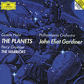 Holst: The Planets / Percy Grainger: The Warriors von Philharmonia Orchestra