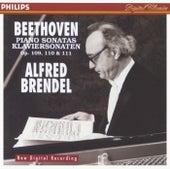 Beethoven: Piano Sonatas No.30 Op.109, No.31 Op.110 & No.32 Op.111 by Alfred Brendel