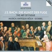 Bach, J.S.: Die Kunst der Fuge BWV 1080 de Musica Antiqua Köln