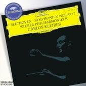 Beethoven: Symphonies Nos.5 & 7 by Wiener Philharmoniker