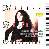 Martha Argerich - Solo Works & Works for Piano Duo by Martha Argerich