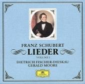 Schubert: Lieder (Vol. 1) von Dietrich Fischer-Dieskau