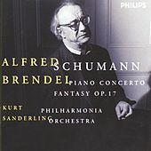 Schumann: Piano Concerto; Fantasy Op.17 by Alfred Brendel