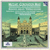 Mozart: Coronation Mass ; Exsultate, jubilate; Vesperae Solennes de Barbara Bonney