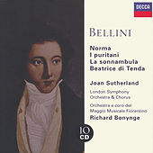 Bellini: Collectors Edition (10 CDs) - by Dame Joan Sutherland