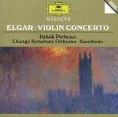 Elgar: Violin Concerto / Chausson: Poème by Itzhak Perlman