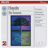 Haydn: The Seasons by Heather Harper
