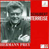 Schubert Winterreise -  Hermann Prey, Irwin Gage von Hermann Prey