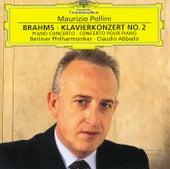 Brahms: Piano Concerto No.2 von Maurizio Pollini