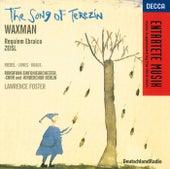 Waxman/Zeisl: The Song of Terezin/Requiem Ebraico de Della Jones
