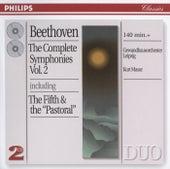 Beethoven: The Complete Symphonies, Vol. 2 de Gewandhausorchester Leipzig