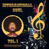 International Soul, Vol. 1 fra Gianpi's Band