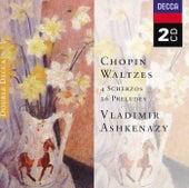 Chopin: Waltzes; 4 Scherzos; 26 Preludes de Vladimir Ashkenazy