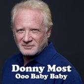 Ooo Baby Baby van Donny Most