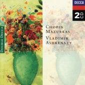Chopin: Mazurkas de Vladimir Ashkenazy