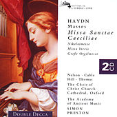 Haydn: Four Masses de The Choir of Christ Church Cathedral Oxford