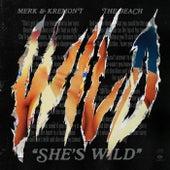 She's Wild by Merk and Kremont