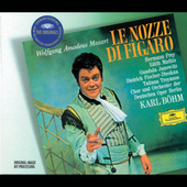 Mozart: Le nozze di Figaro von Orchester der Deutschen Oper Berlin