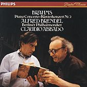 Brahms: Piano Concerto No.2 by Alfred Brendel