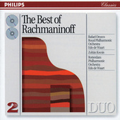 The Best of Rachmaninoff by Rafael Orozco