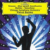 Strauss, R.: Also sprach Zarathustra de Chicago Symphony Orchestra