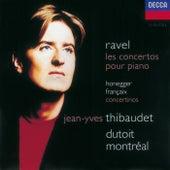 Ravel: Piano Concertos/Honnegger: Piano Concertino/Françaix: Piano Concertino de Jean-Yves Thibaudet