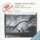 Haydn: Nelson Mass / Vivaldi: Gloria in D / Handel: Zadok the Priest von Elizabeth Vaughan