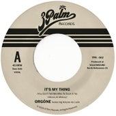 It's My Thing (You Can't Tell Me Who To Sock It To) de Orgone