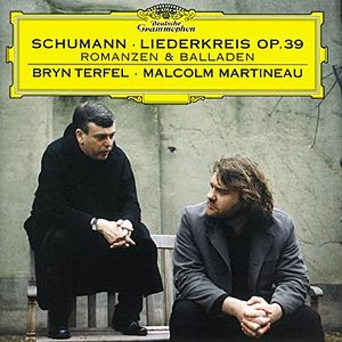 Schumann: Liederkreis; Romances and Ballades by Bryn Terfel