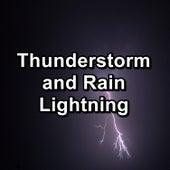 Thunderstorm and Rain Lightning by Asmr